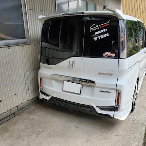 ステップワゴンスパーダ RP5 ハイブリッド G ホンダセンシングのカスタム事例画像 ヨッシーさんの2020年05月26日13:00の投稿