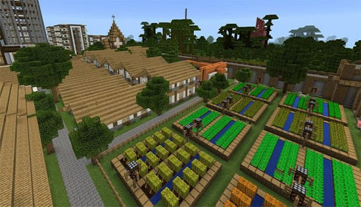 Download Epican Republic Minecraft City Map MCPE on PC & Mac with