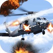 Air Battle Gunship Strike 3D APK icon