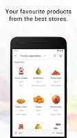 screenshot of Cornershop: Order Groceries Online