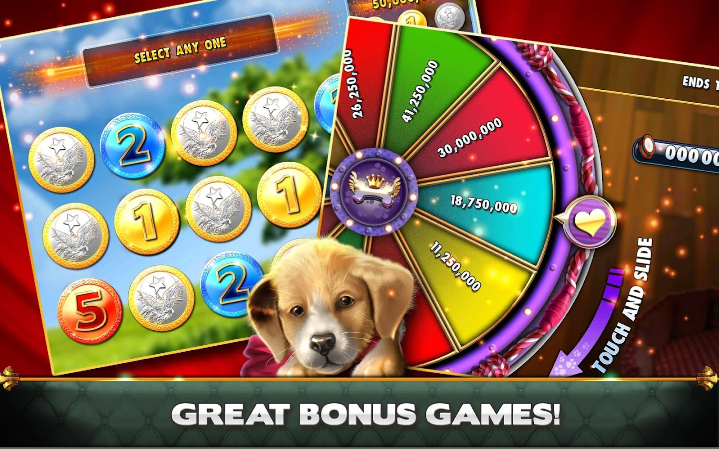 high 5 casino real slots free chips