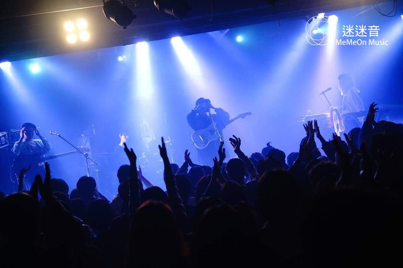 【迷迷歌單】 日曜Live:Tempalay w/美秀集團