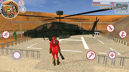 Super Iron Rope Hero screenshot 1