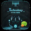 (FREE) GO SMS TECHNOLOGY THEME icon
