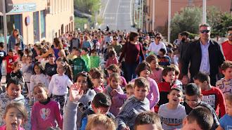 El Alcalde de Viator, Manuel Jesús Flores Malpica, dedica un Bando a los niños y niñas del municipio.