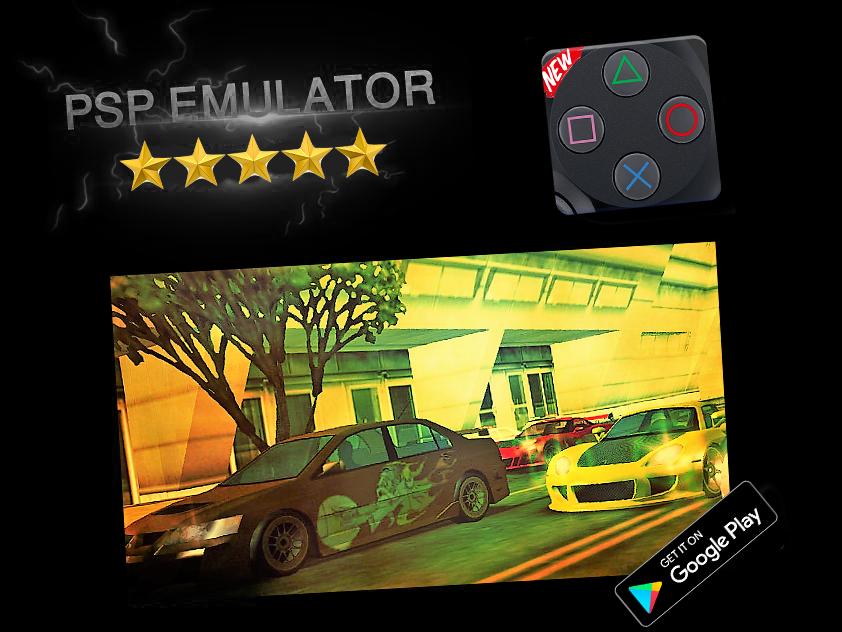 PSP Emulator - Ultra Emulator for PSP - FREE screenshots