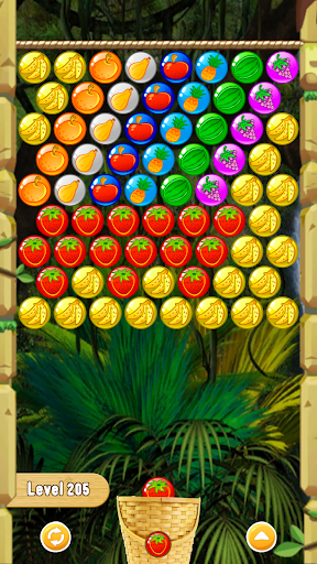Jungle Bubble Shooter 35.1.10 screenshots 1