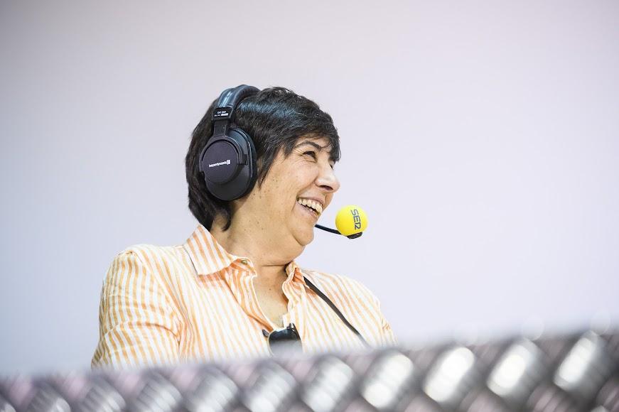 Carles Francino al frente de La Ventana ha llevado la radio en vivo a Campohermoso.