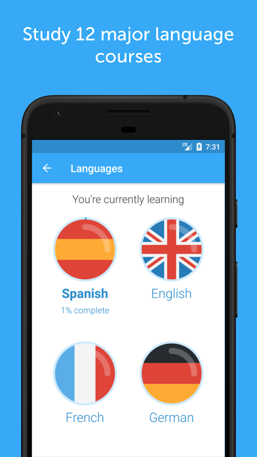 busuu - Easy Language Learning- screenshot
