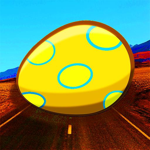 過馬路的蛋
