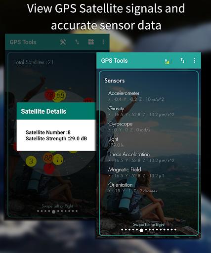 GPS Tools 2.3.6.7 screenshots 4