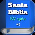 Santa Biblia Reina Valera 1960 con Audio icon