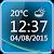 Minimal Clock Widget file APK for Gaming PC/PS3/PS4 Smart TV