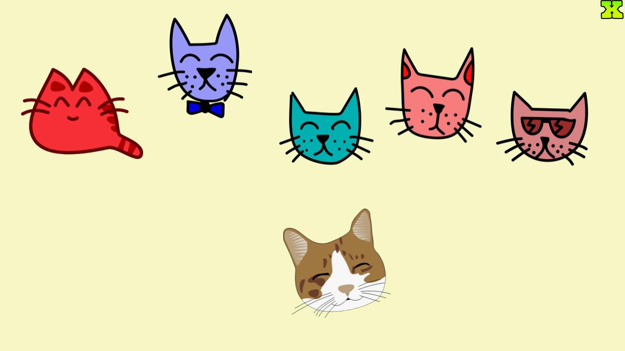 кот ниндзя на андроид | Кот и Кошка