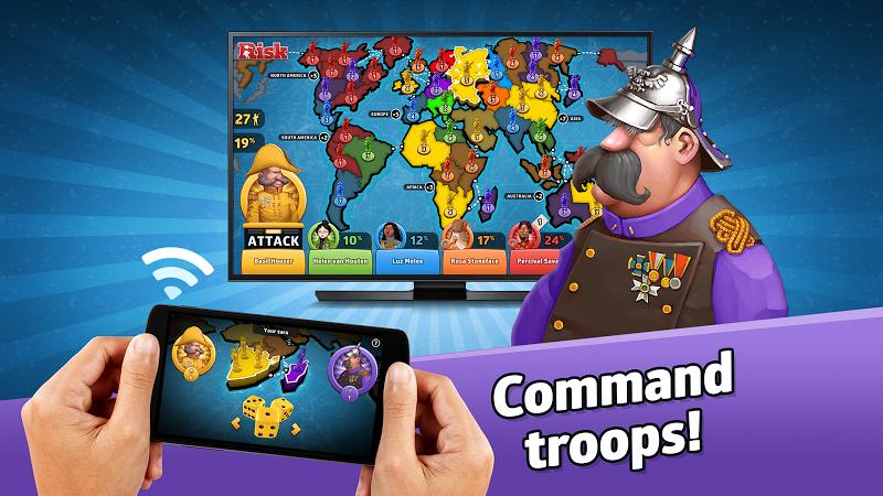 RISK: Global Domination Screenshot 15