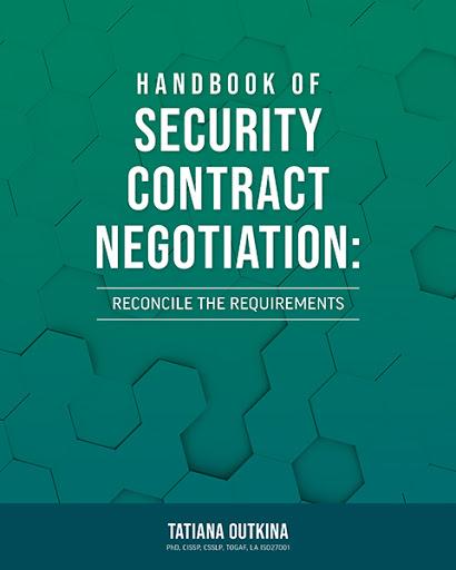 Handbook of Security Contract Negotiation cover