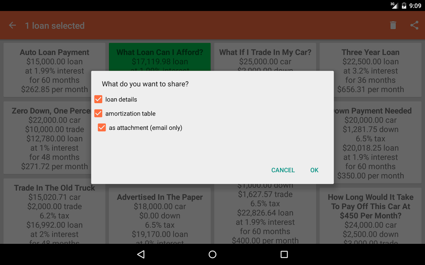 Car Payment Calculator: Android Apps On Google Play