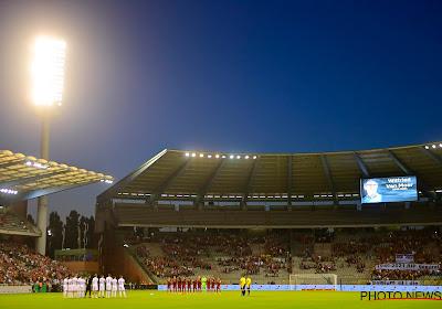📷 Les Diables enfin soutenus par leurs supporters au Stade Roi Baudouin