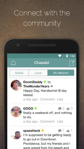 CHASABL: Gay Chubs & Chasers  screenshots 4
