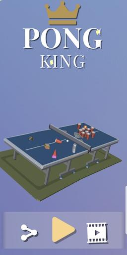 PONG KING - Party 3D  captures d'écran 1