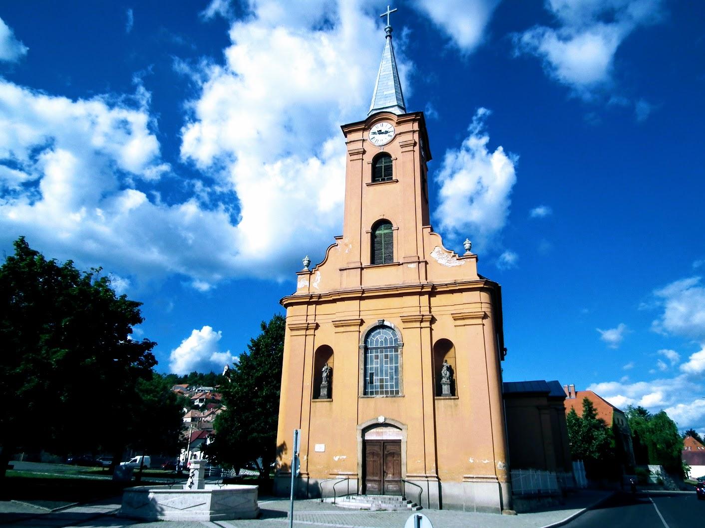 Pécs - Szent Ágoston rk. templom