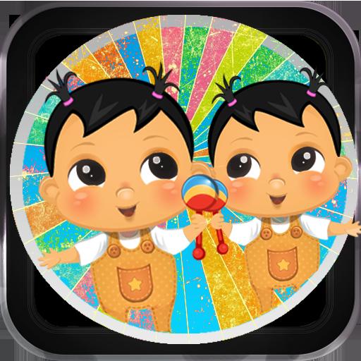 新生双胞胎女婴护理 休閒 App LOGO-硬是要APP
