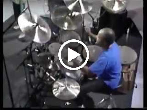 Video: Chester Thompson - Flamekeeper