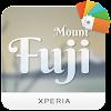 Xperia™ Mount Fuji Theme APK