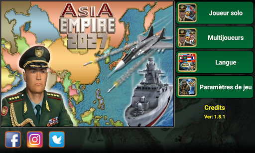 Asia Empire 2027  captures d'écran 1