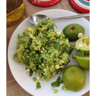 Fresh and Zingy Guacamole Recipe