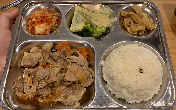 台中北區 大叔的飯盒(原:K bab大叔的飯卷)韓國人的料理(附菜單)一中美食推薦
