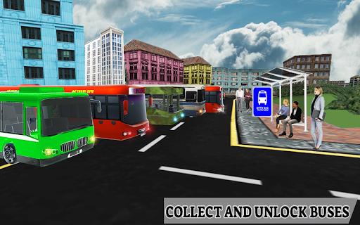 2019 Megabus Driving Simulator : Cool games 1.0 screenshots 9