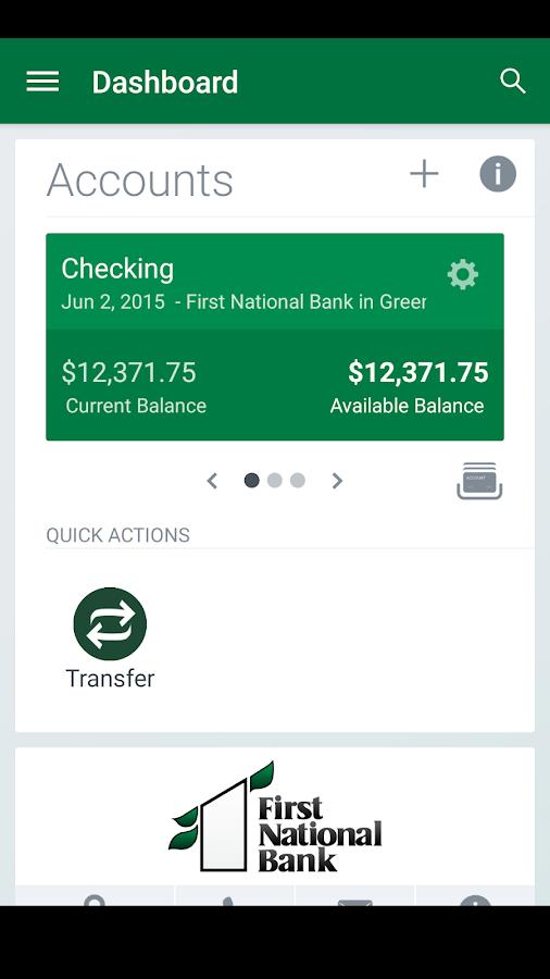 FNB Mobile Money- screenshot