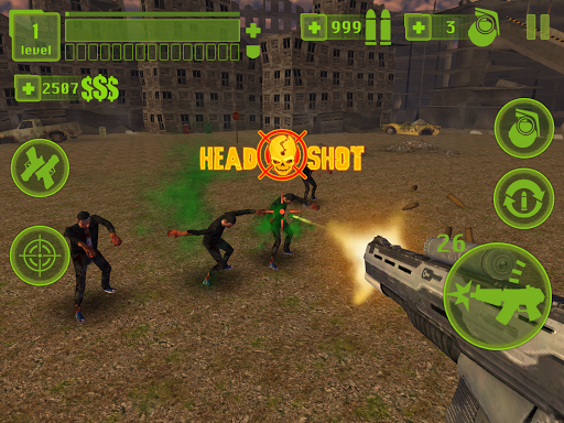 Zombie Hell 3 : Last Stand - FPS Shooter 1.01 de.gamequotes.net 5
