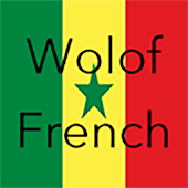 Wolof & French Phrase Book