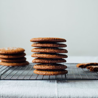 Chewy Ginger-Molasses Cookies