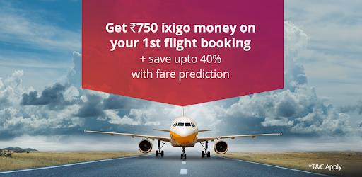 ixigo - Flight & Hotel Booking App for PC