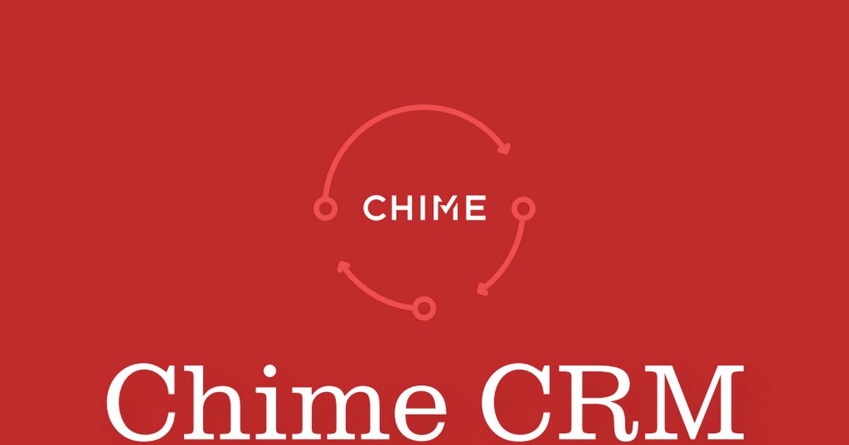 Chime CRM.pdf