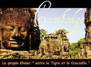 Photo: 1- Durée : 15 jours - Tour Operator : Terre Cambodge - Prix : env. 700 €/pers en pension complète + avion