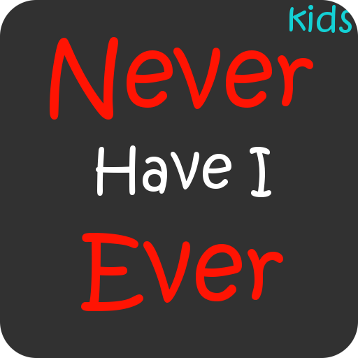 Never Have I Ever (Cards) - Kids