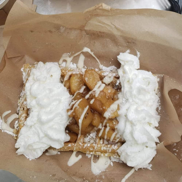 Photo from Wicked Waffle