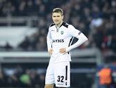 De Oekraïnse verdediger Igor Plastun tekende een contract voor vier seizoenen bij AA Gent