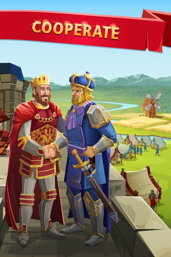 Empire: Four Kingdoms- screenshot
