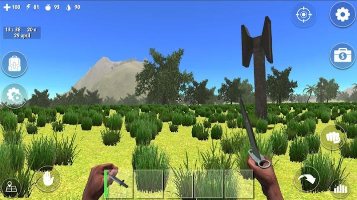 Ocean Is Home: Survival Island - screenshot