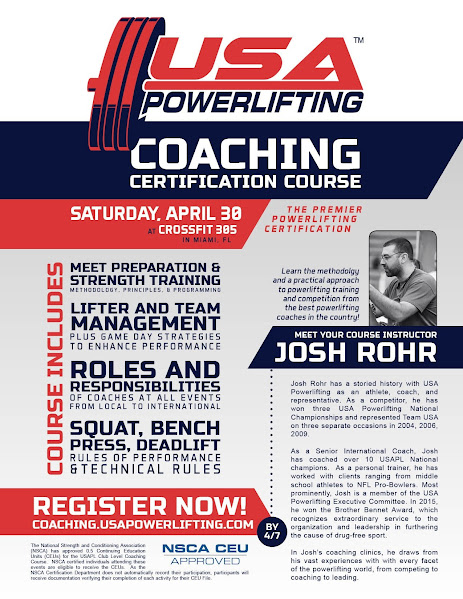 http://coaching.usapowerlifting.com/upcoming-clinics/
