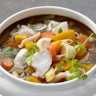 Chicken-Noodle Soup.