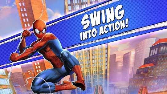 MARVEL Spider-Man Unlimited 3.5.1a MOD (Unlimited Golds/Crystals) Apk 7
