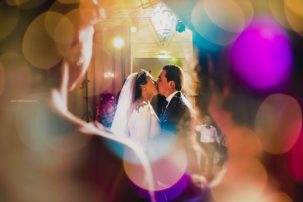 Fotógrafo de bodas Antonio Calle (callefotografia). Foto del 11.12.2017