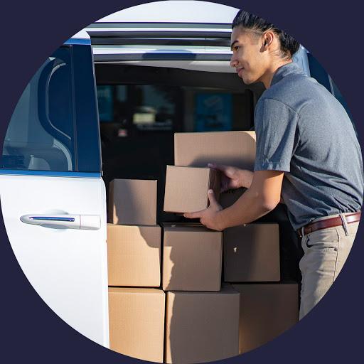 Waymo Via delivery
