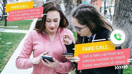 Fake call, Fake caller id, GF fake call App Download For Android 2